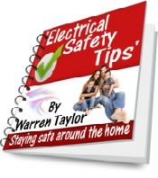 Electrical Safety Tips Book Cover